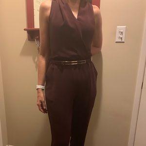 NWT White House Black Market jumpsuit